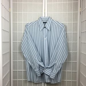 EUC MEN'S DOLCE AND GABBANA LUXURY DRESS SHIRT